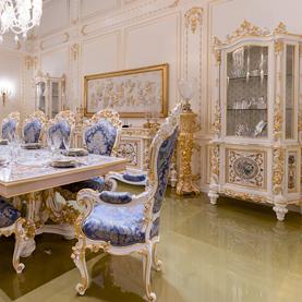 гостиная мебель в стиле классика модель Bazzi